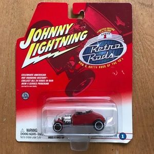 Johnny Lightning Retro Rods '27